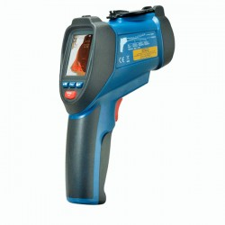 Termómetro Infravermelho com sensor de humidade e câmara de vídeo ScanTemp RH 860 Dostmann 5020-0860