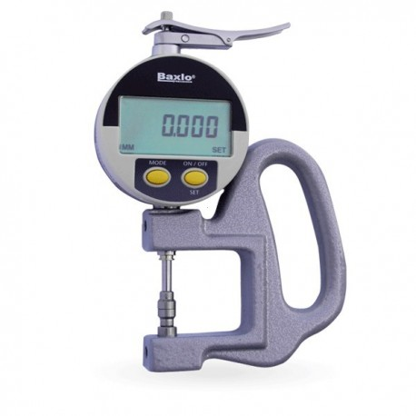 Film Thickness Gauge with millesimal reading 0,001mm Baxlo 4000DIG