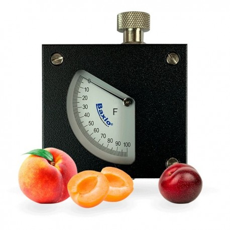 Fruit Firmness Tester, Penetrometer for measuring penetrometer for measuring Peaches, Apricots and Plums Baxlo 53505/FA