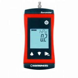 Conjunto Medidor de Vácuo, Barómetro Greisinger G1111-QC6-SET