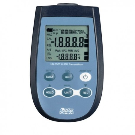 Thermometer PT100 Delta Ohm HD2307.0