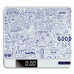 Design kitchen scale Kern FGE 10K-3S05