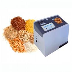 FSA Fully Automatic Whole Grain Moisture Analyser Schaller Humimeter 13000