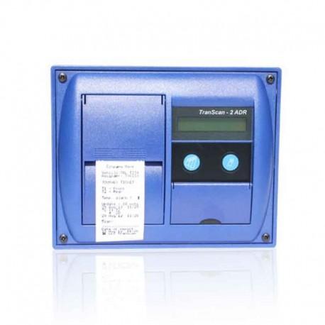 Registador de Temperatura Homologado pela Portaria 1129/2009 e Norma NP EN 12830 T2ADR-C2