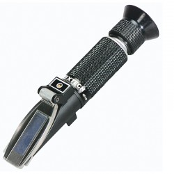 Portable Sucrose Brix Refractometer 0 to 32% RF10