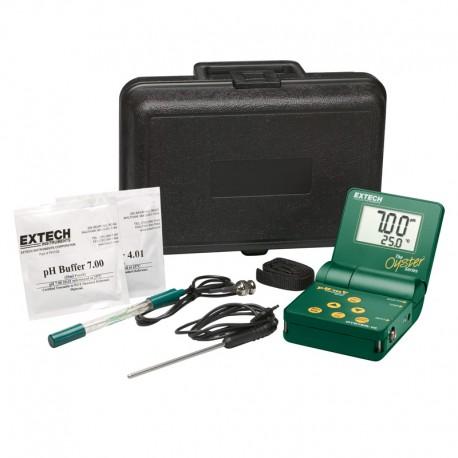 Oyster™ 16 Medidor de pH/ mV/ Temperature