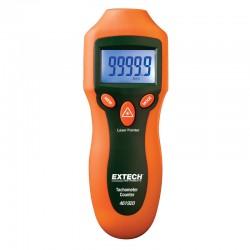 Mini laser photo tachometer counter Extech 461920
