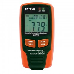 Humidity and Temperature Datalogger Extech RHT20