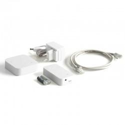 Conjunto de sensor de temperatura e humidade da Sensorist