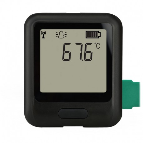 Registador WiFi de Temperatura com entrada de termopar tipo J, K, N & T Corintech WiFi-TC