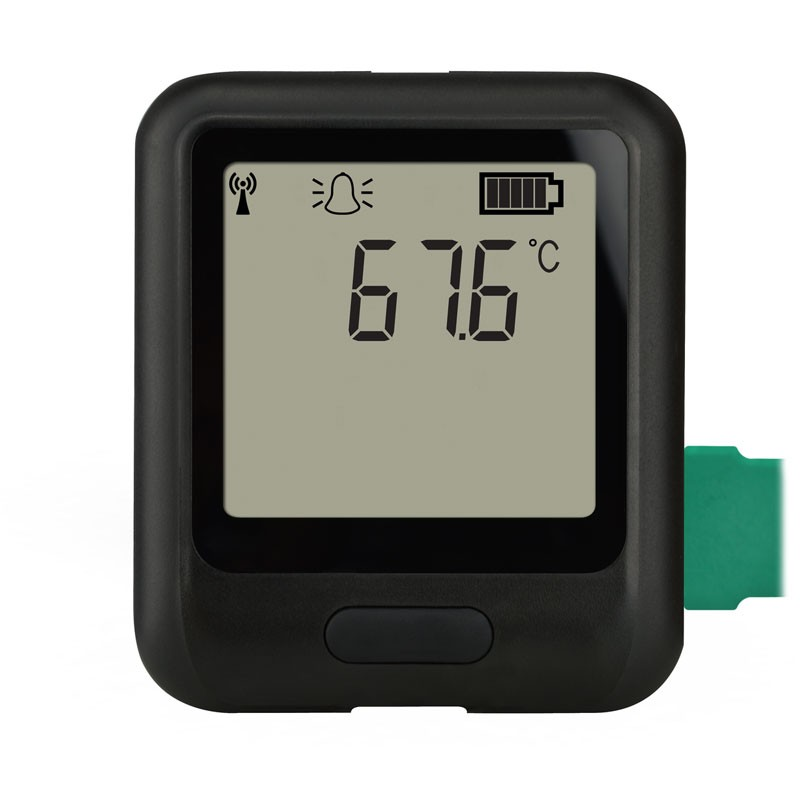WiFi Temperature Data Logger with