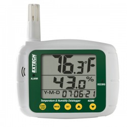 Temperature and Humidity Datalogger Extech 42280