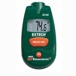 Mini IR Infrared Thermometer Extech IR100