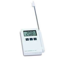 Multi-function digital thermometer catering thermometer Dostmann P200 5000-1200