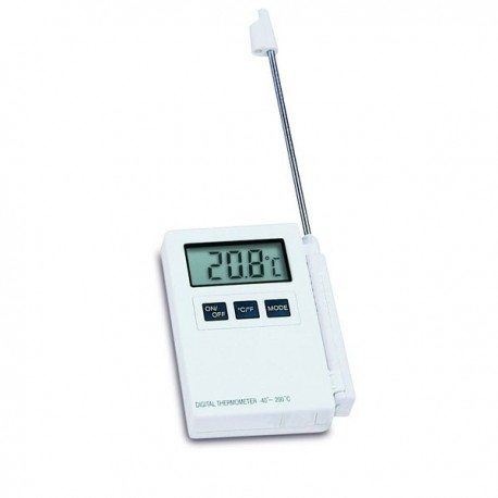 Multi-function digital thermometer catering thermometer Dostmann P200