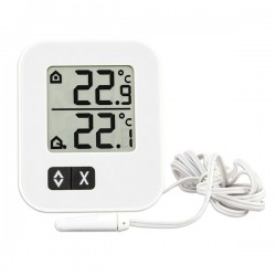 Digital Maximum-Minimum Thermometer with internal sensor 30.1043.02