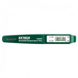 Termohigrómetro de bolso em forma de caneta Extech 44550