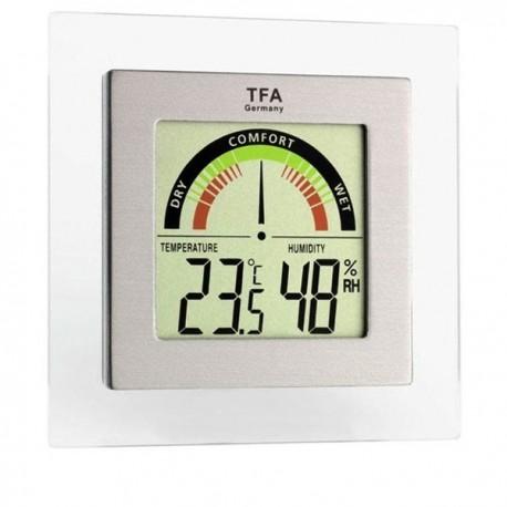 Termohigrómetro com indicação de nível de conforto 30.5023