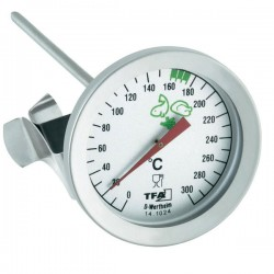 Termómetro para Fritadeira em aço inoxidável 14.1024
