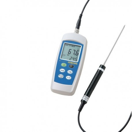 H370 digital thermometer with food probe Dostmann 5020-0370