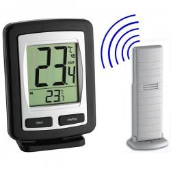 Termómetro sem fios de medição de temperatura interior e exterior TFA 30.3040.IT