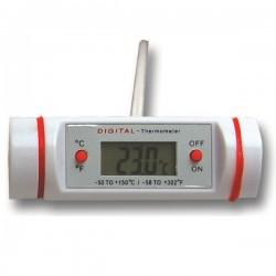 Termómetro de bolso em formato T Brannan 31/161/0