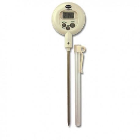 Termómetro de bolso resistente à água Min/Máx Brannan 31/155/0