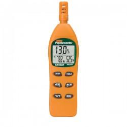 Termohigrómetro Psicrómetro de bolso Extech RH300