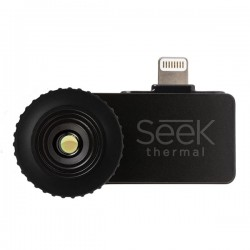Câmera térmica IV para Apple iPhone e iPad e Android Seek Thermal Compact LW-AAA/ UW-AAA