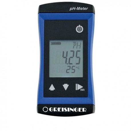Precise pH measuring device Greisinger G1500-GL