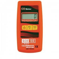 Medidor de CO (monóxido de carbono) Greisinger GCO100