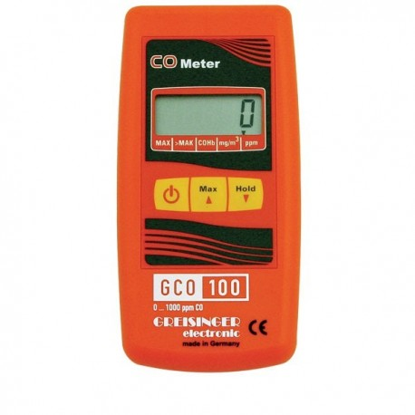 High Quality CO (Carbon Monoxide) Measuring Device Greisinger GCO100
