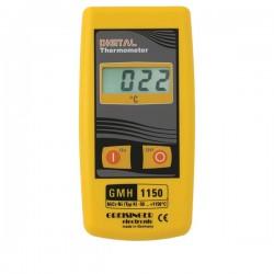 Termómetro de resposta rápida para sondas tipo K Greisinger GMH1150