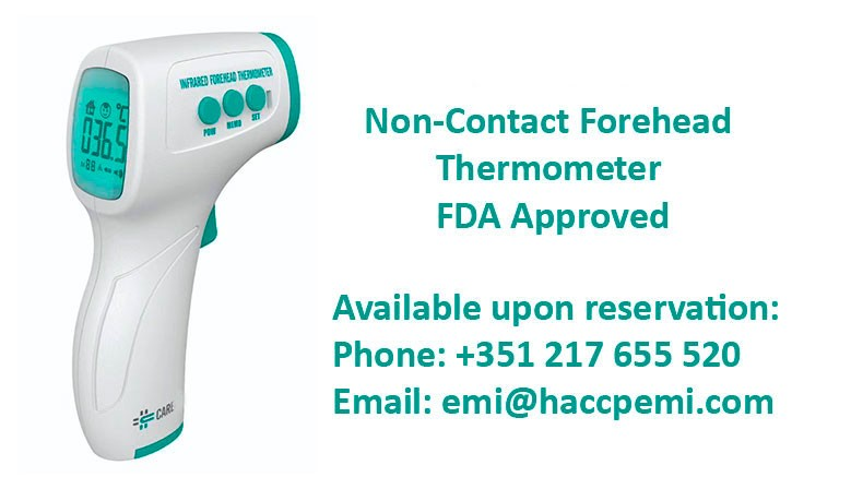 Body Infrared Thermometer for prevention COVID-19