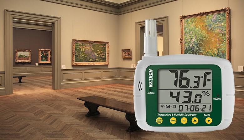 Data Logger de Temperatura e Humidade